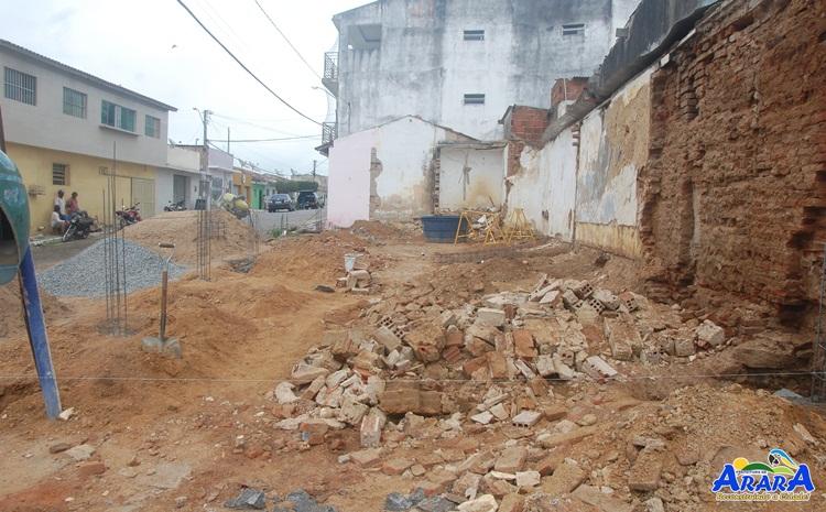 Prefeitura inicia construção da Cadeia Pública de Arara